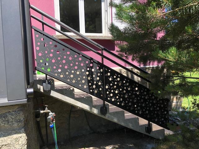 barriere bubble noir
