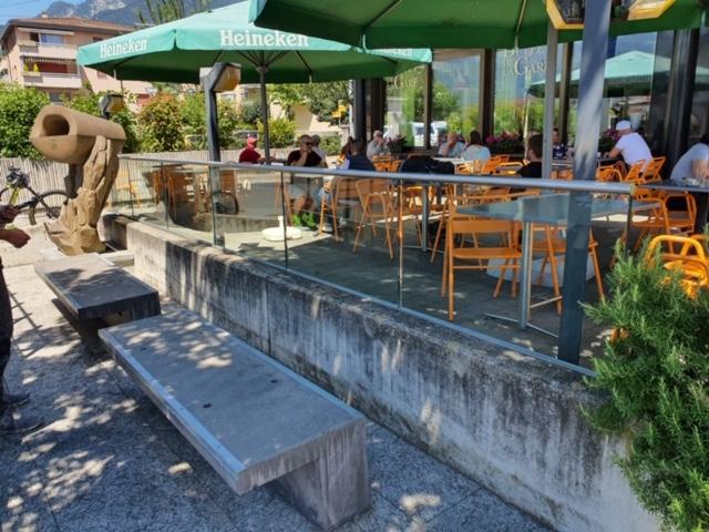 barriere terrasse