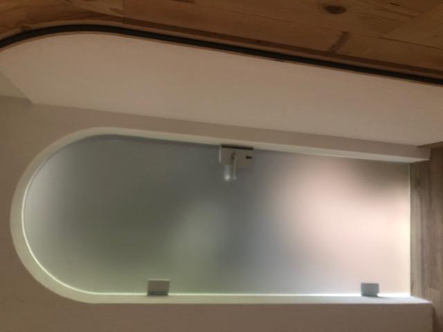 porte de salle de bain